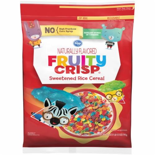 Kroger® Fruity Crisp Cereal