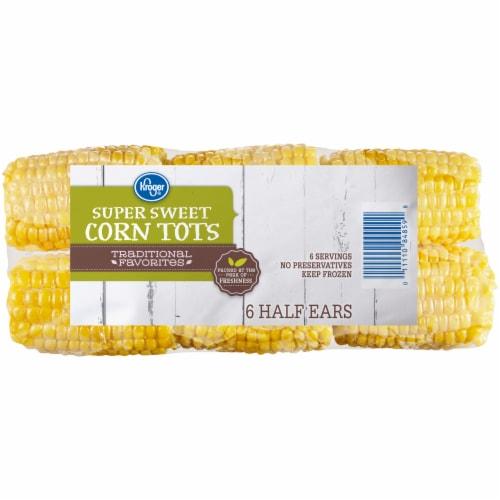 Kroger® Traditional Favorites Super Sweet Corn Tots Perspective: front