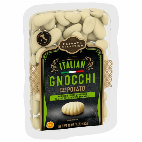Private Selection® Italian Gnocchi with Potato Perspective: front