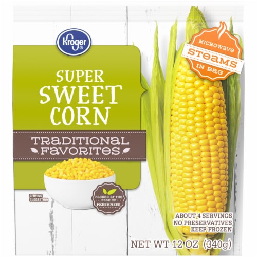 Kroger® Traditional Favorites Super Sweet Corn Perspective: front