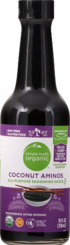 Simple Truth Organic™ Coconut Aminos All-Purpose Seasoning Sauce Perspective: front
