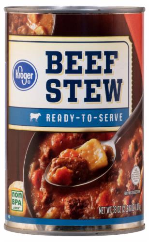 Kroger® Beef Stew Perspective: front