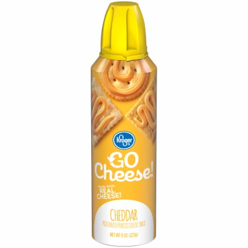 Kroger® Cheddar Go Cheese! Snack Perspective: front