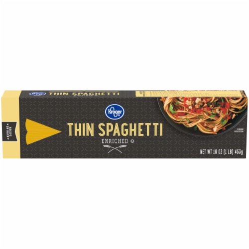 Kroger® Thin Spaghetti Perspective: front