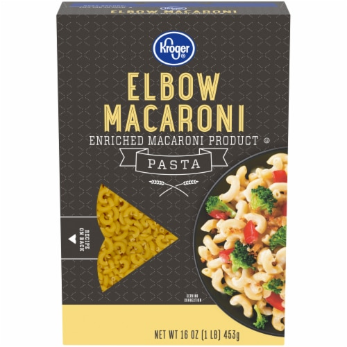Kroger® Elbow Macaroni Perspective: front