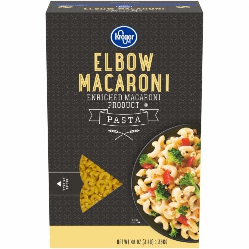 Kroger® Elbow Macaroni Pasta Perspective: front