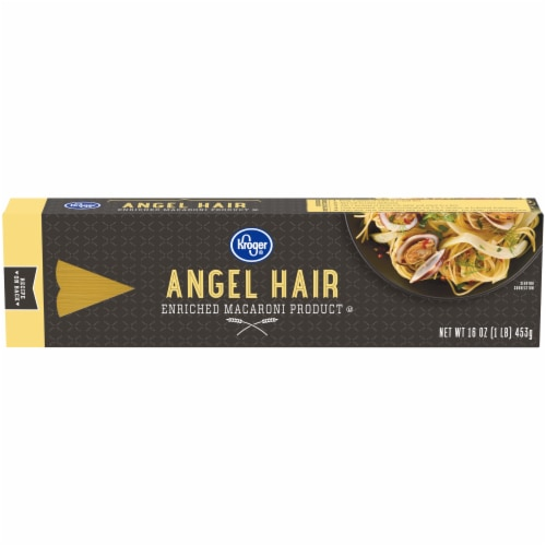 Kroger® Angel Hair Pasta Perspective: front