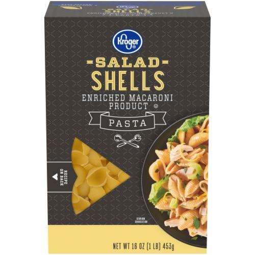 Kroger® Salad Shells Pasta Perspective: front