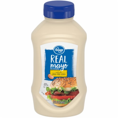 Kroger® Real Mayonnaise Perspective: front