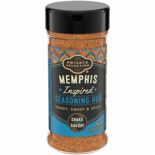 Private Selection® Memphis Seasoning Rub Perspective: front