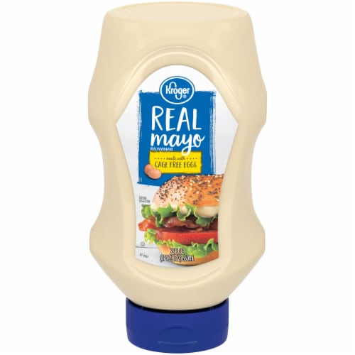 Kroger® Real Mayo Perspective: front