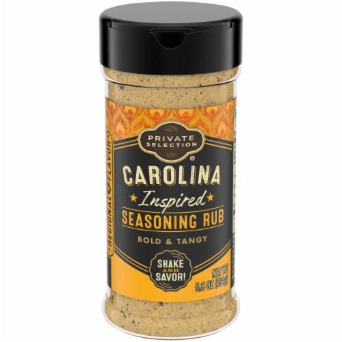 Private Selection® Carolina Seasoning Rub Perspective: front