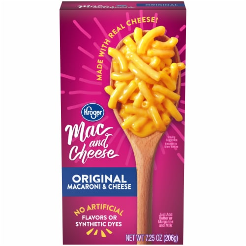 Kroger® Original Macaroni & Cheese Perspective: front