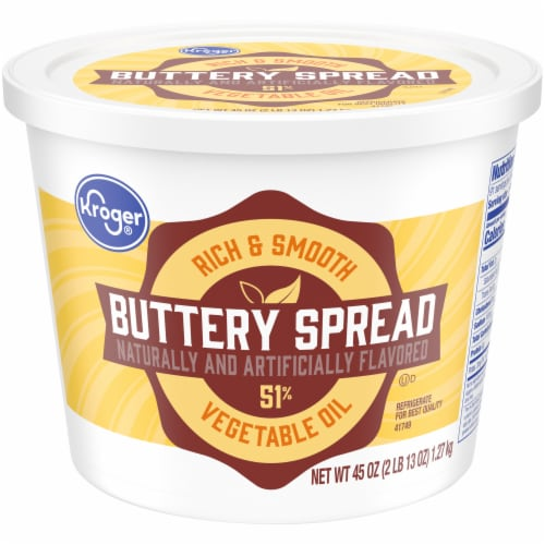 Kroger® Buttery Spread Perspective: front