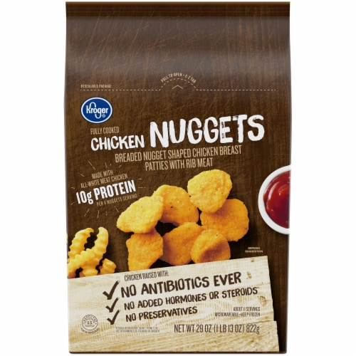 Kroger® Chicken Nuggets Perspective: front