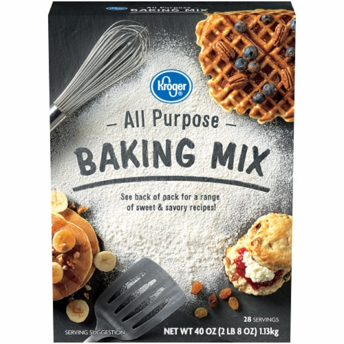 Kroger® All Purpose Baking Mix Perspective: front