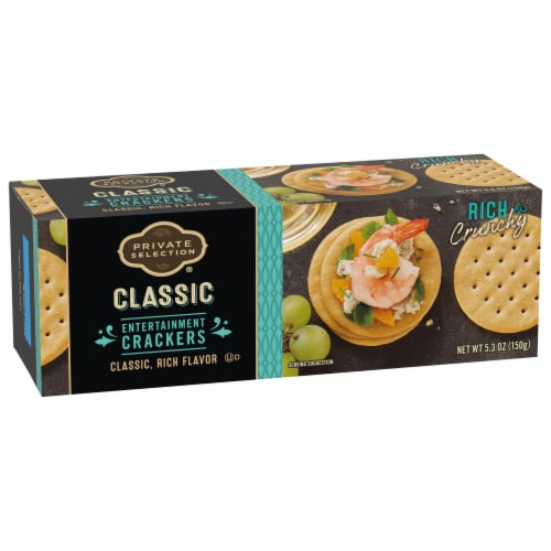 Private Selection® Classic Entertainment Crackers Perspective: front