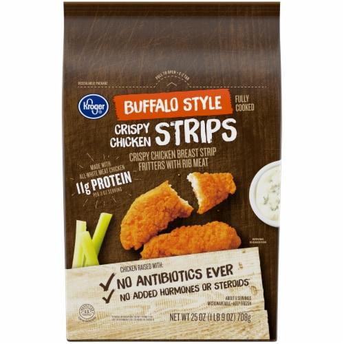 Kroger® Buffalo Style Crispy Chicken Strips Perspective: front