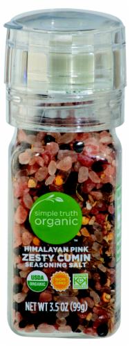 Simple Truth Organic™ Himalayan Pink Zesty Cumin Seasoning Salt Perspective: front