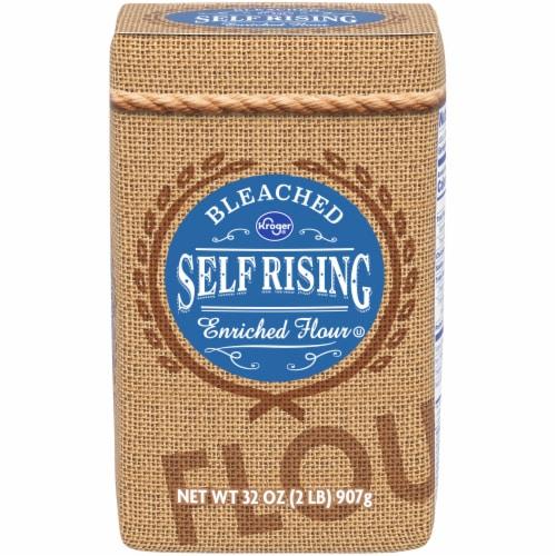 Kroger® Bleached Self-Rising Enriched Flour Perspective: front