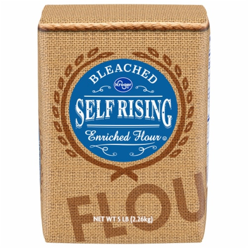 Kroger® Bleached Self Rising Enriched Flour Perspective: front