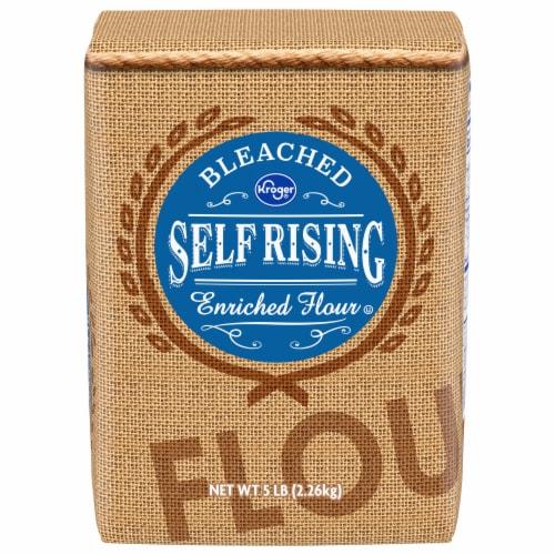 Kroger® Bleached Self Rising Enriched Flour Perspective: front