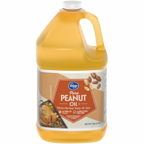 Kroger® Pure Peanut Oil Perspective: front