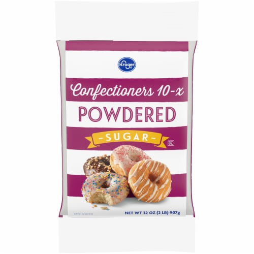Kroger® Confectioners Powdered Sugar Perspective: front
