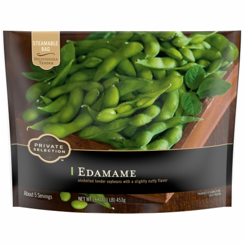 Private Selection™ Frozen Edamame Perspective: front