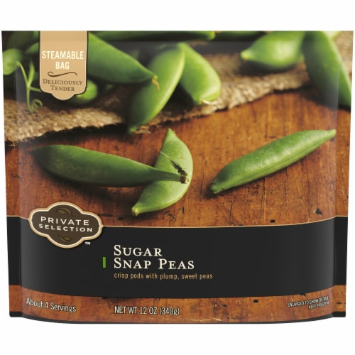Private Selection™ Sugar Snap Peas Perspective: front