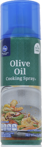 Kroger® Olive Oil Cooking Spray Perspective: front