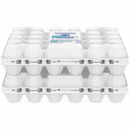 Kroger® Grade AA Large Eggs Perspective: front