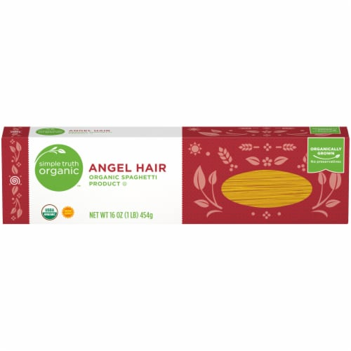 Simple Truth Organic™ Angel Hair Pasta Perspective: front