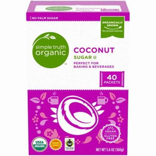 ae308bb681c Kroger - Simple Truth Organic™ Coconut Sugar 40 Count