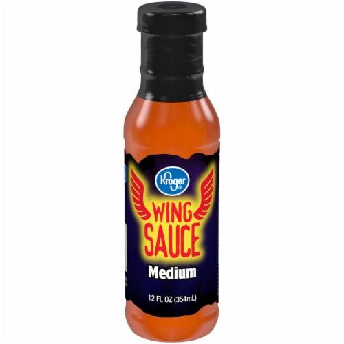 Kroger® Medium Wing Sauce Perspective: front