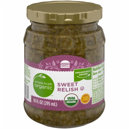 Simple Truth Organic™ Sweet Relish Perspective: front