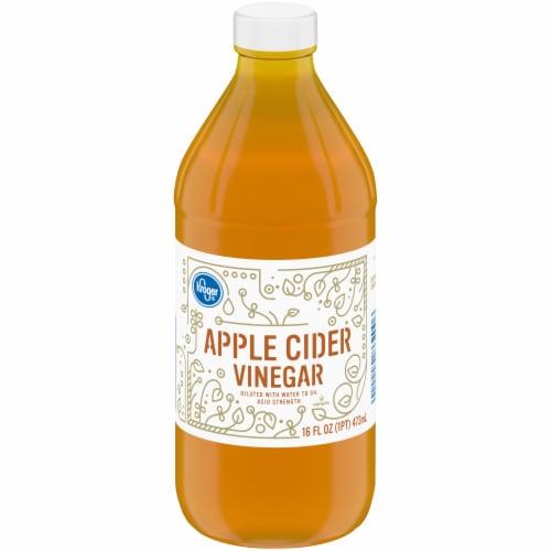Kroger® 5% Apple Cider Vinegar Perspective: front