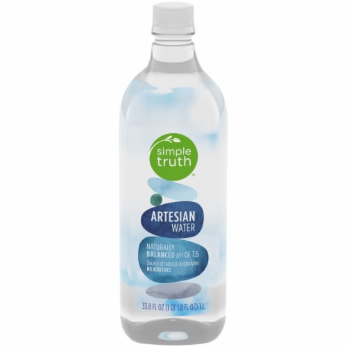 Simple Truth® Artesian Water Perspective: front