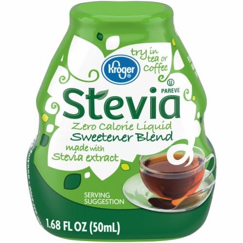 Kroger® Stevia Zero Calorie Liquid Sweetener Blend Perspective: front