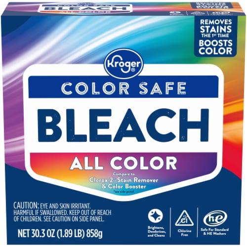 Kroger®  Color Safe Bleach Powder Perspective: front