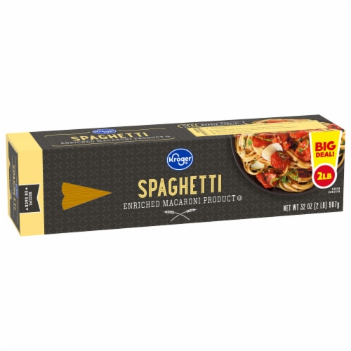 Kroger® Spaghetti Perspective: front