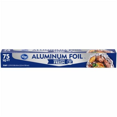 Kroger® Aluminum Foil Perspective: front