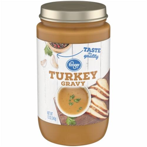 Kroger® Turkey Gravy Perspective: front