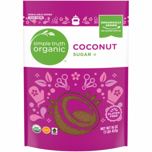 Simple Truth Organic™ Gluten Free Coconut Sugar Perspective: front