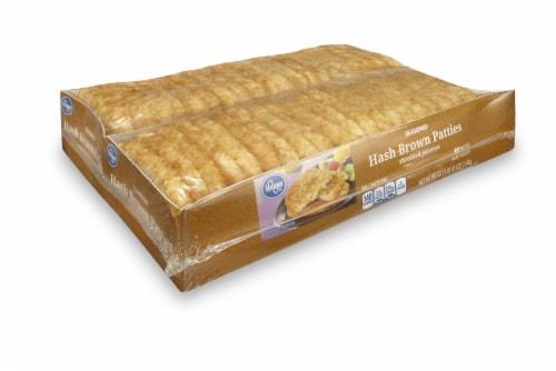 Kroger® Seasoned Hash Brown Patties Perspective: front