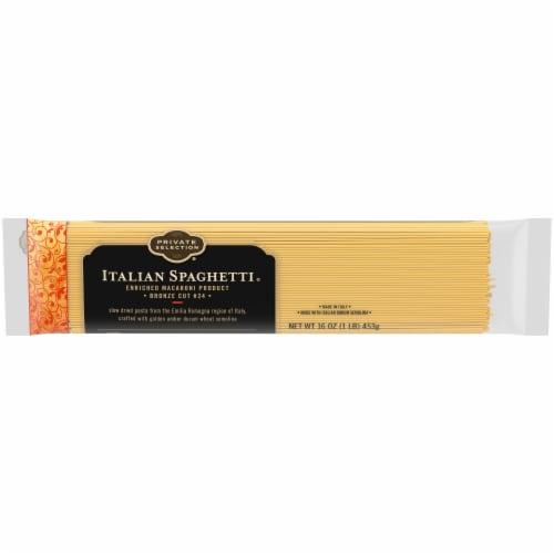Private Selection™ Italian Spaghetti Perspective: front