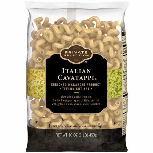 Private Selection® Italian Cavatappi Pasta Perspective: front
