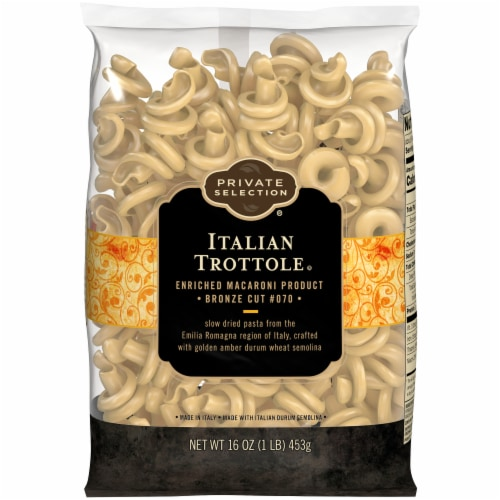 Private Selection® Italian Trottole Pasta Perspective: front