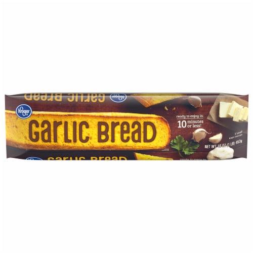 Kroger® Garlic Bread Perspective: front