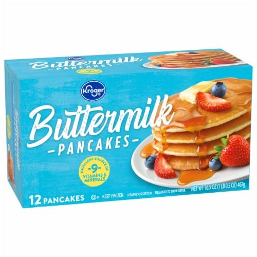 Kroger® Buttermilk Pancakes Perspective: front